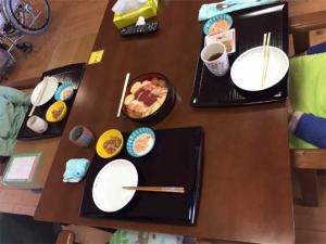 20161028寿司テーブルセッテ