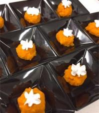 20161031かぼちゃのお菓子